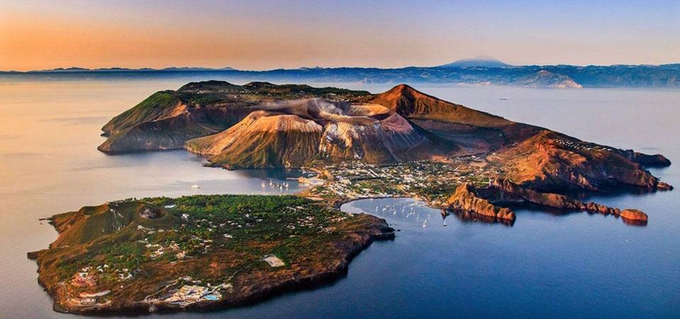Wyspy Liparyjskie Sycylia wylkany sailing week rejsy żeglarskie